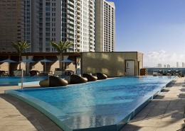 Epic Hotel Miami 16th Floor Steel Pool