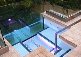 Stainless Steel Custom Hot Tub