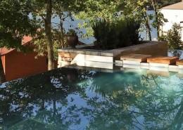 Vanishing Edge Residential Pool