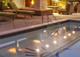 Royal Court Stainless Steel Hotel Pool