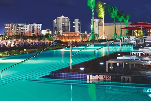 Sheraton Stainless Steel Pool