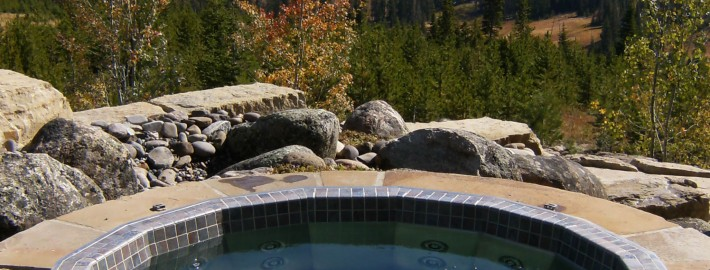 Hatteras Stainless Steel Spa
