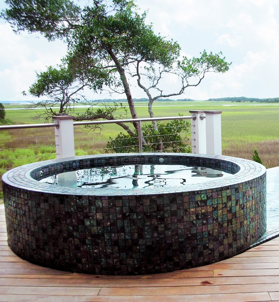 Why use a Stainless Steel Pool, Steel Hot Tub or Steel Spa?