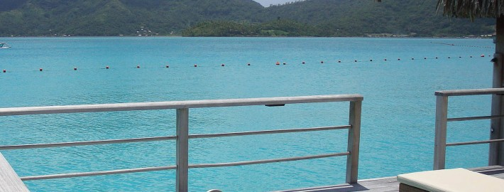 Saint Regis Bora Bora Hot Tub