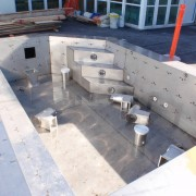 Residential High-rise Pool & Spa - 2