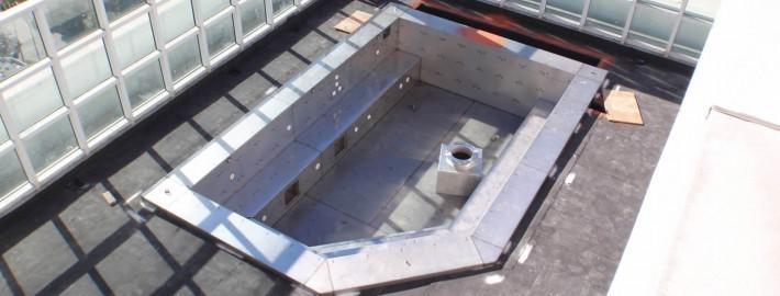 Residential Steel Pool